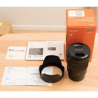 SONY - 【美品】SONY 18-105mm F4 G OSS SELP18105G