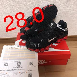 ナイキ(NIKE)の【28.0】 SKEPTA × NIKE SHOX TL (スニーカー)
