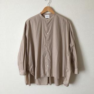 bulle de savon - 【yuni】タイプライターワイドシャツ