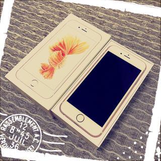 Apple - 【Apple】iPhone6s 64GB ローズゴールド/正規品