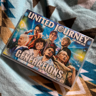 GENERATIONS - UNITED JOURNEY 2018 DVD*