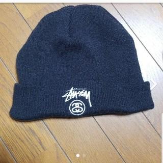 ステューシー(STUSSY)のSTUSSYニット帽 ステューシー(ニット帽/ビーニー)