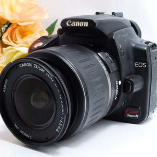 Canon - 【大人気!】初心者入門機 Canon kiss N レンズキット
