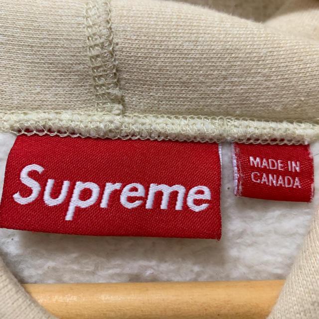 Supreme(シュプリーム)のsupreme プルオーバーパーカー メンズのトップス(パーカー)の商品写真