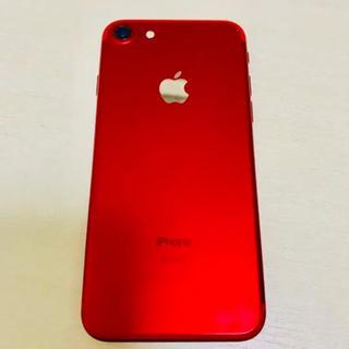 iPhone7 格安 Red 128GB Softbank 格安 セール