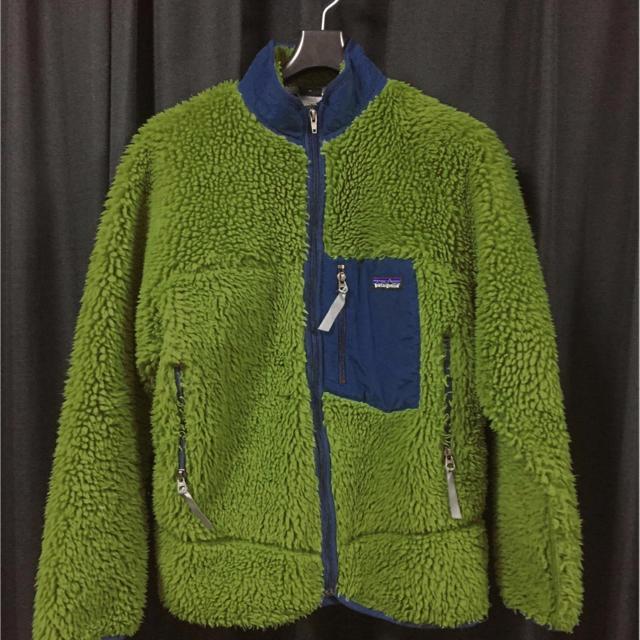patagonia(パタゴニア)の★美品★レアカラー★patagonia パタゴニア レトロX キッズXL メンズのジャケット/アウター(ブルゾン)の商品写真