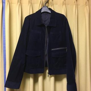 GU - 値下げ☆コーデュロイジャケット