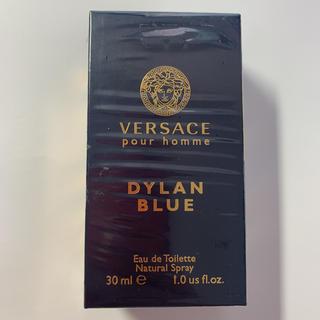 ヴェルサーチ(VERSACE)のヴェルサーチ ディランブルー オーデトワレ 30mL(香水(男性用))