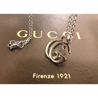 Gucci - 極美品 正規品 グッチ GUCCI チャーム トップ グレーシルバーユニセックス