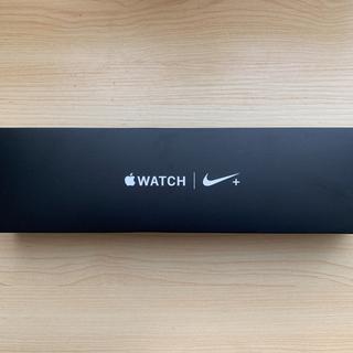 アップルウォッチ(Apple Watch)のゆーやぁぁんさん専用applewatch Nike+ series4 40mm (腕時計(デジタル))
