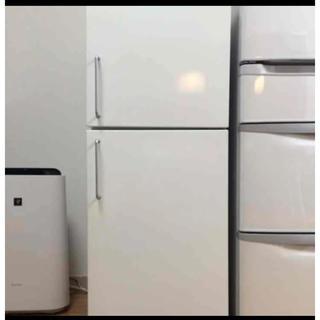 ムジルシリョウヒン(MUJI (無印良品))の取りにこれる方‼️着払いの方‼️無印の冷蔵庫 137L (冷蔵庫)