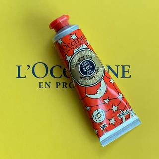 L'OCCITANE - 新品未開封 ロクシタン ジョイフルスター シアローズ ハンドクリーム