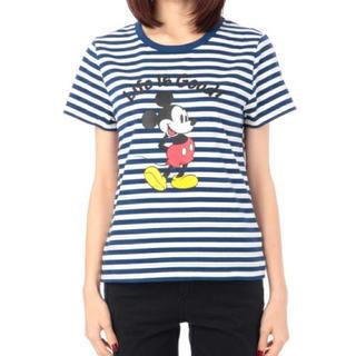 ジエンポリアム(THE EMPORIUM)のミッキーTシャツ(Tシャツ(半袖/袖なし))