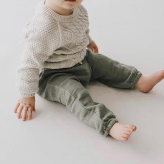 Caramel baby&child  - jamiekay チェック柄パンツ 2y