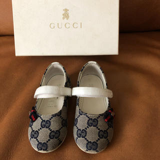 Gucci - GUCCIキッズシューズ