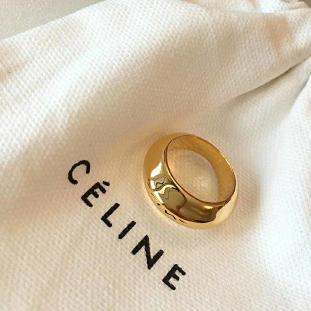celine(セリーヌ)のceline  リング レディースのアクセサリー(リング(指輪))の商品写真