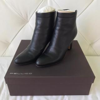 ペリーコ(PELLICO)のペリーコ  ショートブーツ 35 1/2(ブーツ)