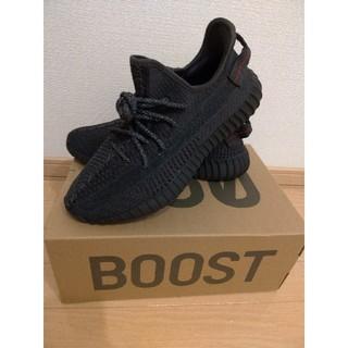 アディダス(adidas)の【24cm】ADIDAS YEEZY BOOST 350 V2 BLACK(スニーカー)