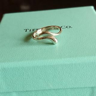Tiffany & Co. - ティファニー ウェーブリング