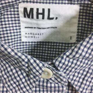 MARGARET HOWELL - MHL. MARGARET HOWELL シャツ