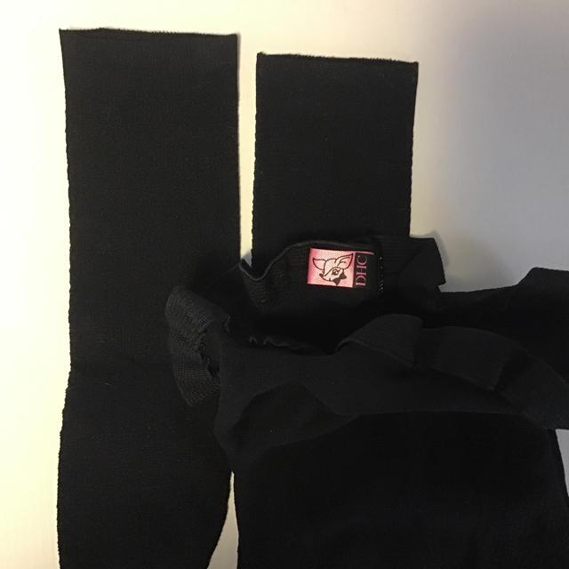 DHC(ディーエイチシー)のスリムタイツ レギンス ヒップアップ DHC 着圧美脚 ❣️ レディースのレッグウェア(レギンス/スパッツ)の商品写真