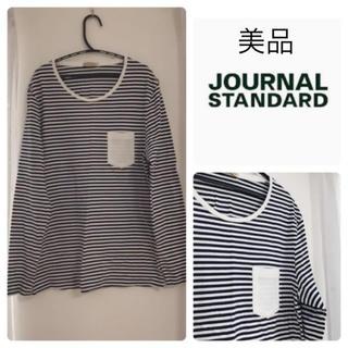 ジャーナルスタンダード(JOURNAL STANDARD)の美品♡ジャーナルスタンダード(Tシャツ(長袖/七分))