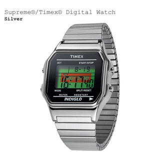 Supreme Timex Digital Watch タイメックス