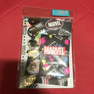 マーベル(MARVEL)のMARVEL ミニレターセット(カード/レター/ラッピング)