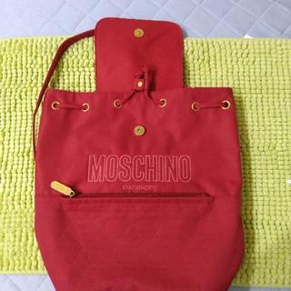 モスキーノ(MOSCHINO)の愛様専用 MOSCHINOリュック(リュック/バックパック)
