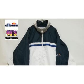 ellesse - 90'S ELLESSE ナイロンジャケット L ゴールドウィン ロゴ