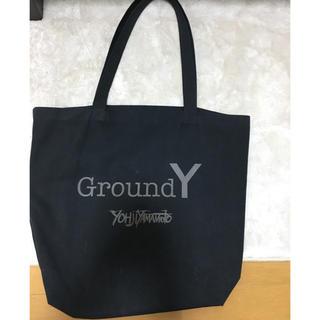 Yohji Yamamoto - groundY トートバッグ