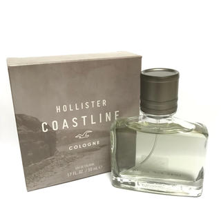 Hollister - 新品未使用 HOLLISTER(ホリスター) 香水 COASTLINE