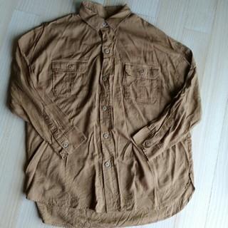 ローリーズファーム(LOWRYS FARM)のローリーズファーム cpoシャツ 五回着用 美品(シャツ/ブラウス(長袖/七分))