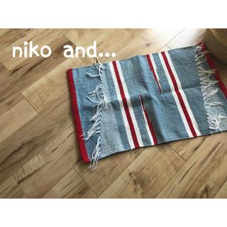 ニコアンド(niko and...)のniko and... 西海岸風 ロンハーマン 好き マット(玄関マット)