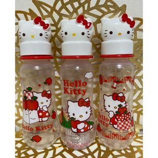 サンリオ(サンリオ)のHello Kitty キティ 哺乳瓶 250ml(哺乳ビン)