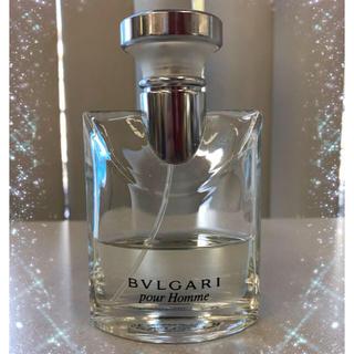BVLGARI - BVLGARI ブルガリ プールオム 50mlボトル 香水