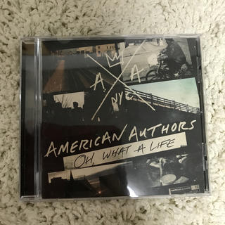 American authors/ OH, WHAT A LIFE(ポップス/ロック(洋楽))