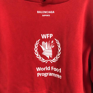Balenciaga - balenciaga パーカー WFP