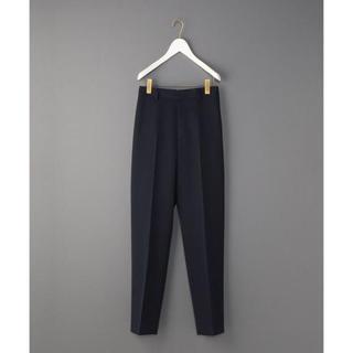 BEAUTY&YOUTH UNITED ARROWS - 未使用 6 ROKU テーパードパンツ TAPERED NAVY PANTS