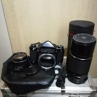 PENTAX - PENTAX 6X7 アイレベル 105mm F2.4 中判カメラ