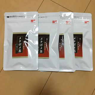 ティーライフ(Tea Life)のティーライフ メタボメ茶4P×4(健康茶)