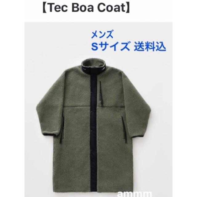 HYKE(ハイク)のHYKE the north face/Tec Boa Coat メンズのジャケット/アウター(その他)の商品写真