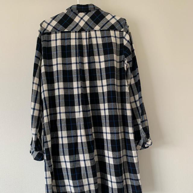 LEPSIM(レプシィム)のシャツワンピ レディースのワンピース(ひざ丈ワンピース)の商品写真