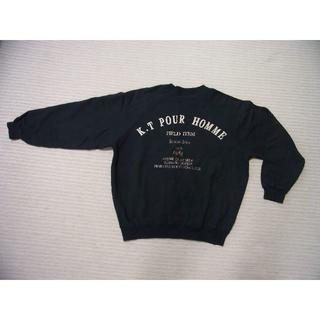 コムサデモード(COMME CA DU MODE)の値下げCOMME CA DU MODE K.T POUR HOMME トレーナー(Tシャツ/カットソー(七分/長袖))