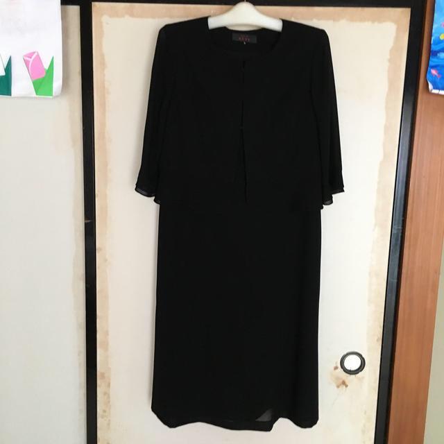 SOIR(ソワール)の礼服 レディースのフォーマル/ドレス(礼服/喪服)の商品写真