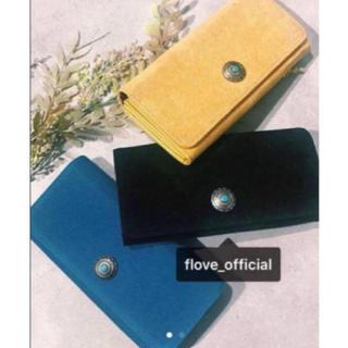 アリシアスタン(ALEXIA STAM)のfrove 財布 今井華デザイン コンチョ財布(財布)