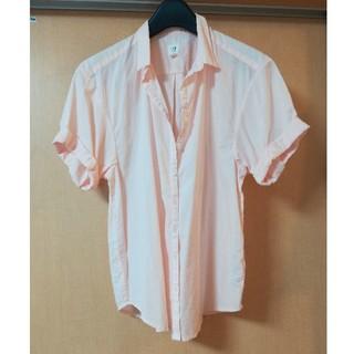 ギャップ(GAP)のGAP 半袖シャツ ピンク XS レディース(シャツ/ブラウス(半袖/袖なし))