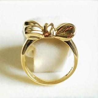 ティファニー(Tiffany & Co.)の【磨き仕上げ】ティファニー  K18 リング(リング(指輪))