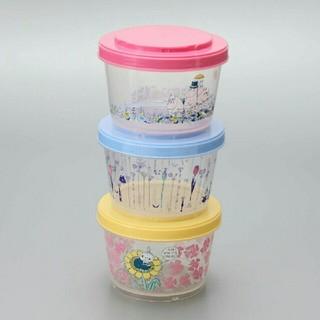 アフタヌーンティー(AfternoonTea)の3段カップ容器 アフタヌーンティー ムーミン(食器)