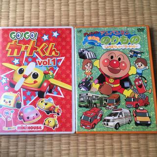 アンパンマン - 【中古】ミキハウス★カートくん&アンパンマンDVD2枚セット